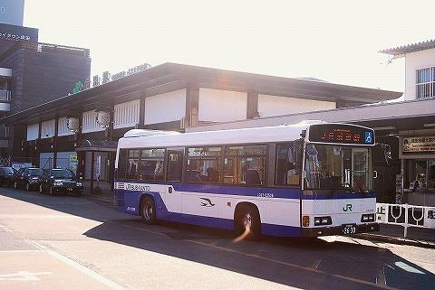 JRバス関東@JR成田駅前'15.2.16