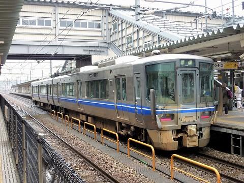 あいの風とやま鉄道521系@富山'15.4.19