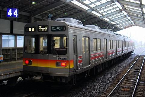 富山地鉄17480形@電鉄富山'15.4.19