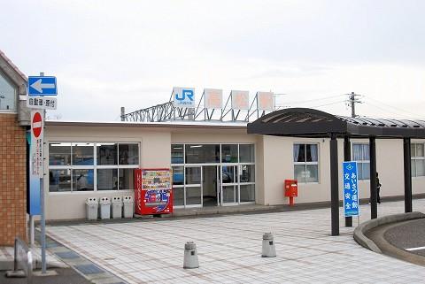 高松駅舎'15.4.20