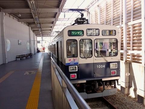 上田電鉄1004@上田'15.5.5