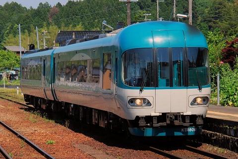 京都丹後鉄道KTR8000形@久美浜'15.5.22