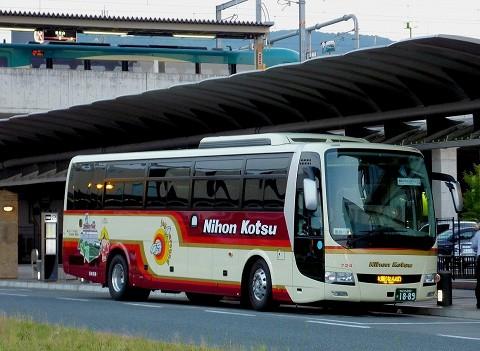 日本交通バス@福知山'15.5.22