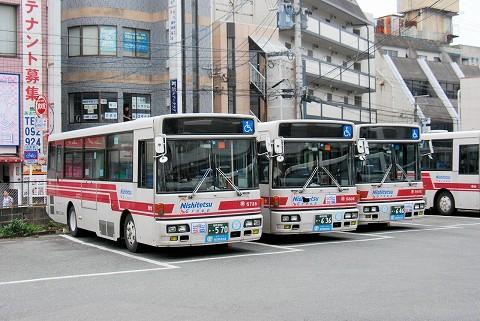 西鉄バス@西鉄二日市'15.6.13