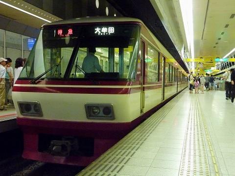 西鉄8021@西鉄福岡'15.6.13
