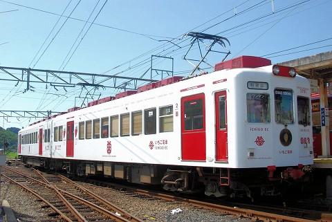 和歌山電鐵2270系@伊太祁曽'15.8.23-1