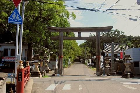 伊太祁曽神社'15.8.23