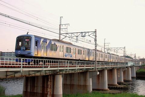 横浜高速鉄道Y-500系@綱島'15.9.5