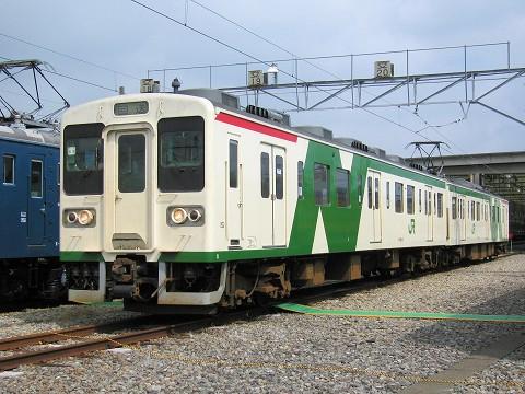 107系@小山車両センター'07.9.15