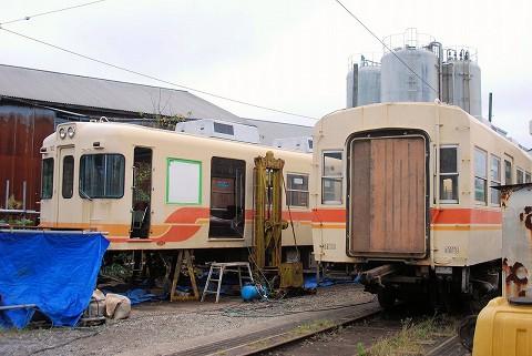 伊予鉄道700系@仲ノ町'15.9.26