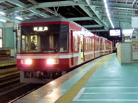 遠州鉄道2000形@新浜松'15.10.9