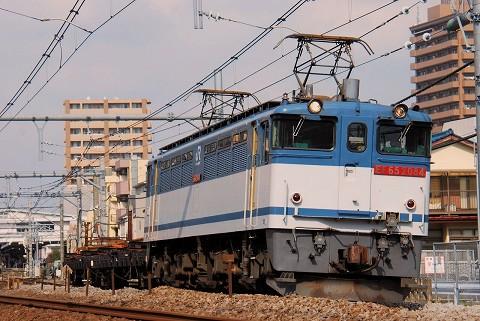 EF65-2084@宮原'15.11.7