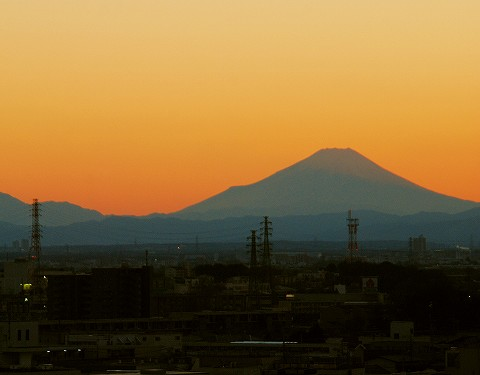 富士山'16.1.1