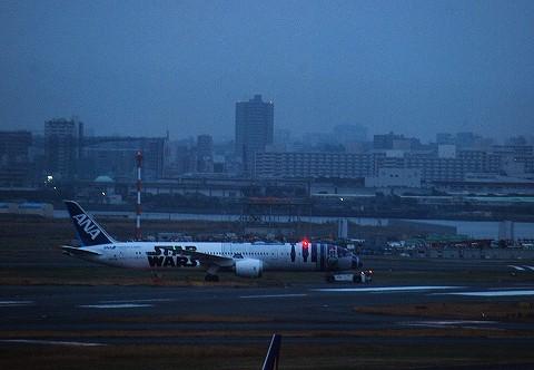 NHboeing787-9@羽田空港'15.12.13