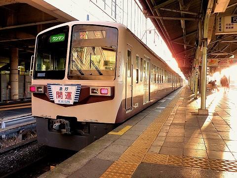 秩父鉄道6203@熊谷'16.1.3