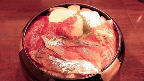 海鮮丼@仙台'16.1.8
