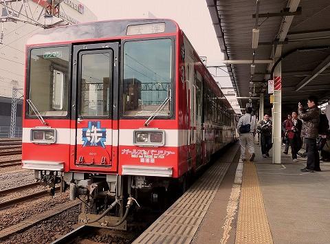 鹿島臨海鉄道6011@水戸'16.3.5