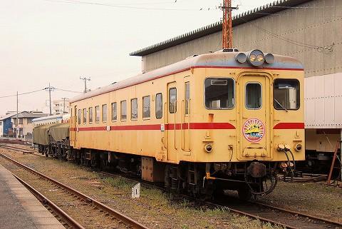 ひたちなか海浜鉄道キハ2000形@那珂湊'16.3.5