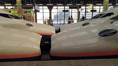 E4系@新潟'16.3.12
