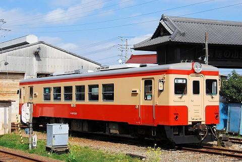 いすみ鉄道いすみ350型@大多喜'16.3.21