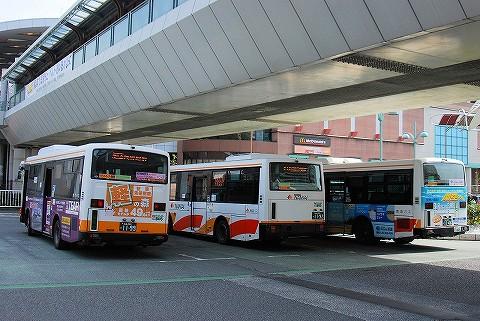 南海バス@和泉中央'16.4.9