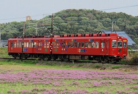 和歌山電鐵2270系@岡崎前'16.4.9