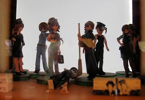 鉄道むすめフィギュア@おもちゃ電車車内'16.4.9