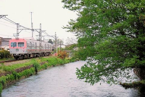 上毛電鉄700型@中央前橋'16.4.24