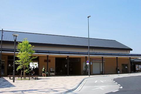 修善寺駅舎'16.5.1