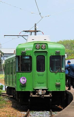 銚子電鉄2000形@犬吠'16.5.3