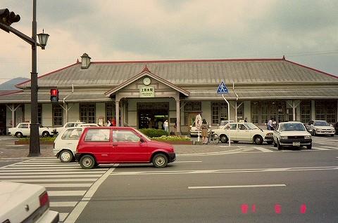 上熊本駅舎'91.5.3