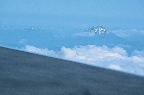 富士山@NH53便'16.6.5
