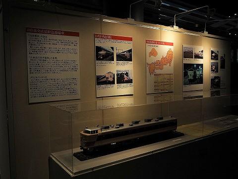 485系展示@鉄道博物館'16.6.19