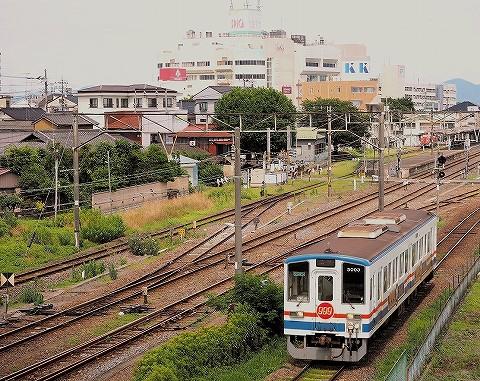 関東鉄道5000形@下館'16.6.26