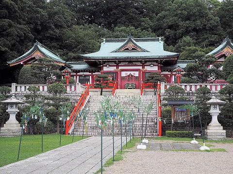 織姫神社本殿'16.7.16