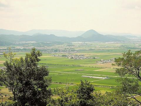 八幡山からの眺め'16.7.18-1