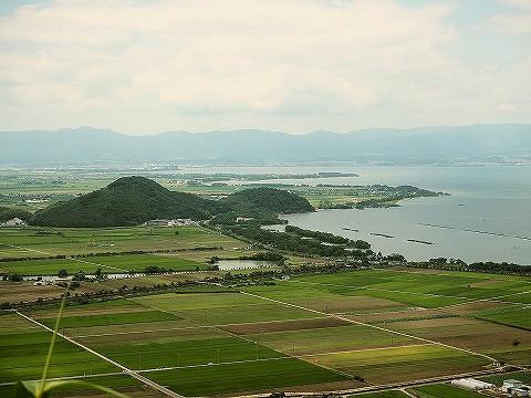 八幡山からの眺め'16.7.18-2