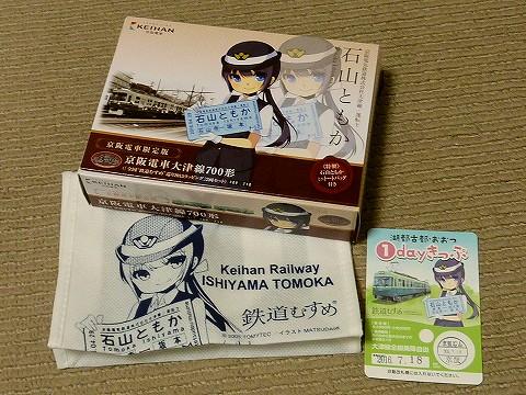 京阪700形鉄道コレクション