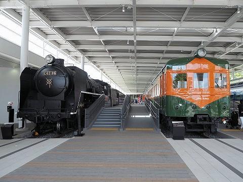 C6226&80系@京都鉄道博物館'16.7.19