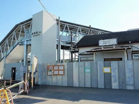 男衾駅舎'16.7.30