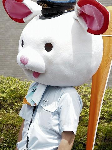 もっちぃ@栗橋みなみ夏祭り'16.8.21