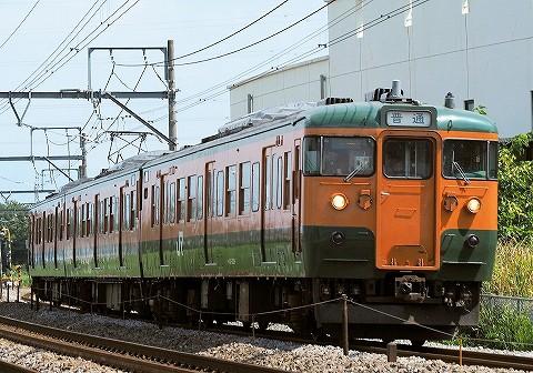 115系@井野'16.9.3