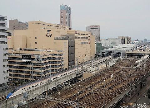 E7系@金沢'16.9.17