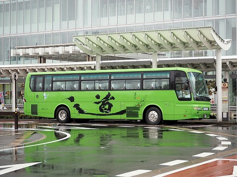 京福バス@福井駅前'16.9.18