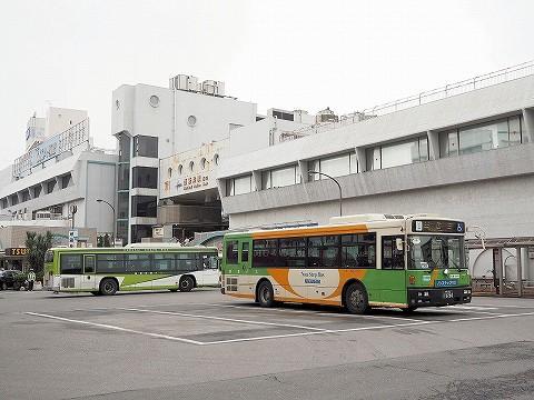 都バス&国際興業バス@西新井'16.9.24