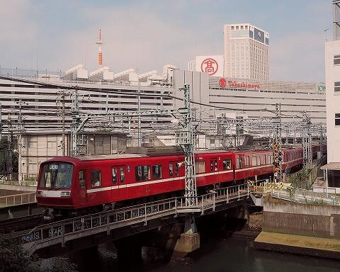 京急2000形@横浜'16.10.2