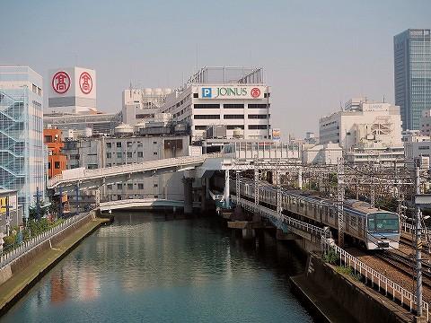 相鉄8000系@横浜'16.10.2