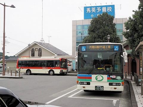 伊豆箱根鉄道バス&箱根登山バス@関本'16.10.2