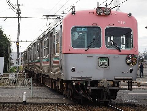 上毛電鉄700型@赤城'16.10.23-1