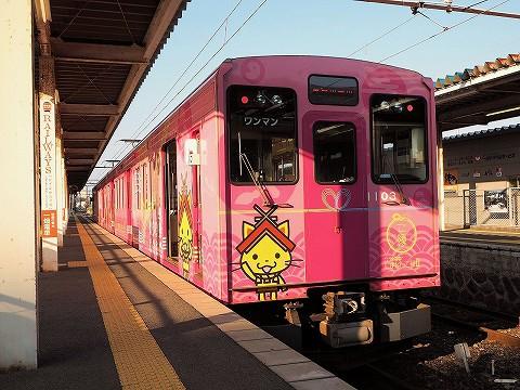 一畑電車1103@松江しんじ湖温泉'16.11.5
